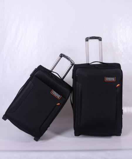 چمدان برزنتی پرشین توریستر مشکی