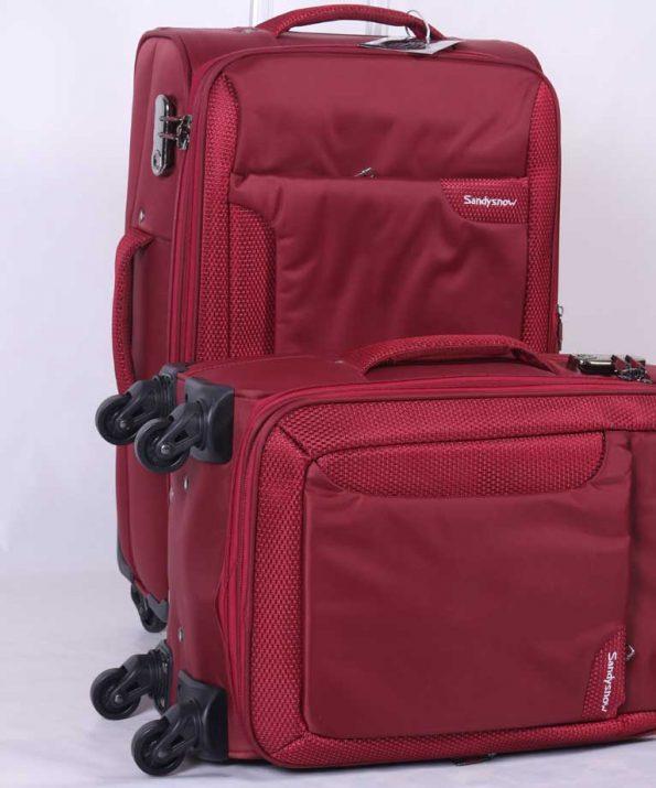 چمدان دوقلو برزنتی