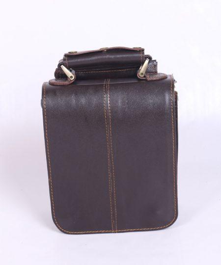 کیف رو دوشی مردانه چرم طبیعی