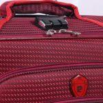 چمدان پیرگاردین دو چرخ