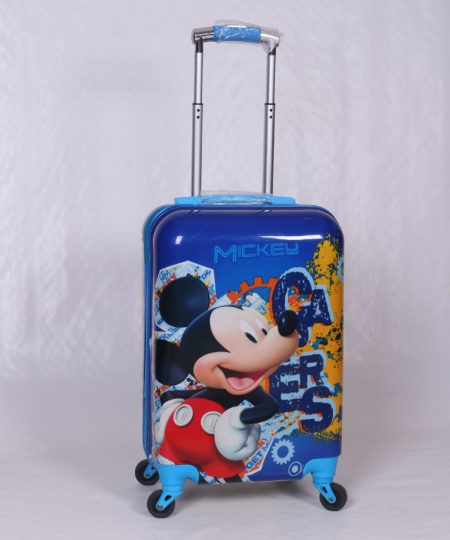 چمدان مسافرتی کودک مدل میکی موس سایز بزرگ