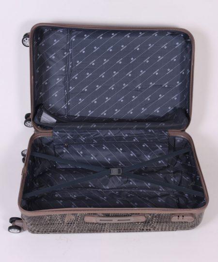 چمدان فایبرگلاس MONESCA سایز متوسط