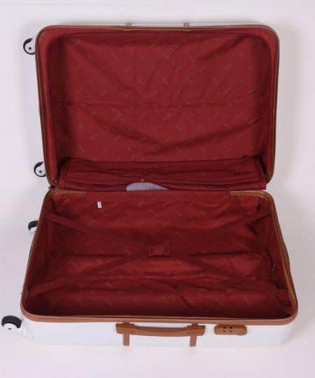 چمدان فایبرگلاس MONZA سایز متوسط