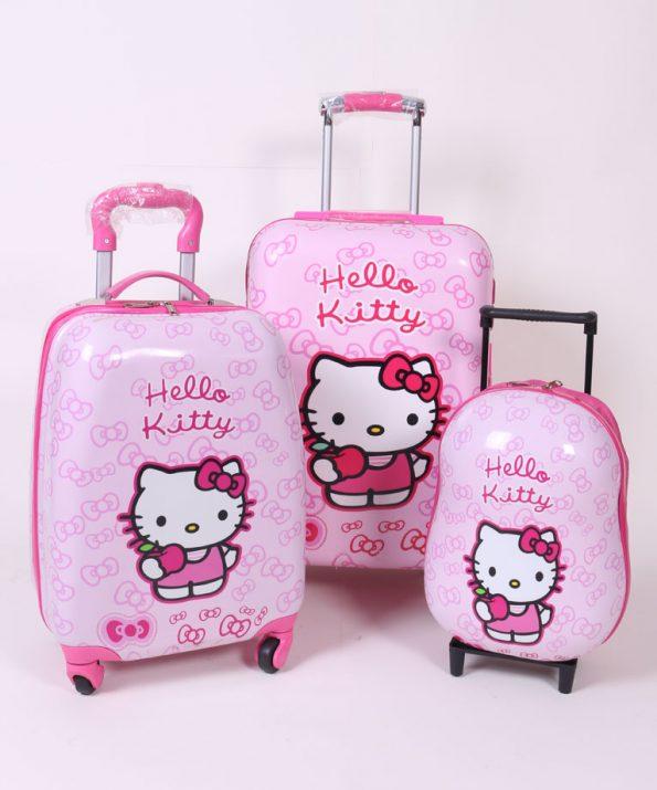 چمدان مسافرتی کودک مدل کیتی سایز متوسط