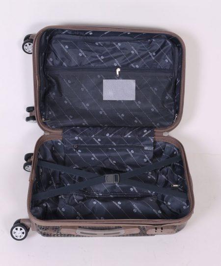چمدان فایبرگلاس MONESCA سایز کوچک