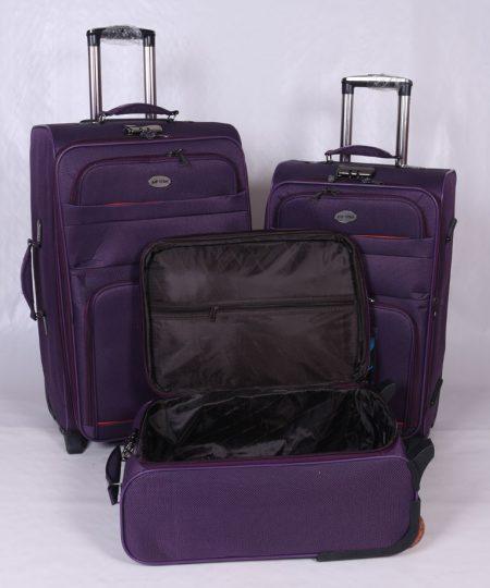 چمدان سه قلو TOP EURO