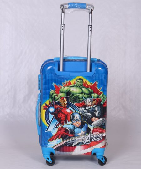 چمدان مسافرتی کودک مدل هالک سایز بزرگ