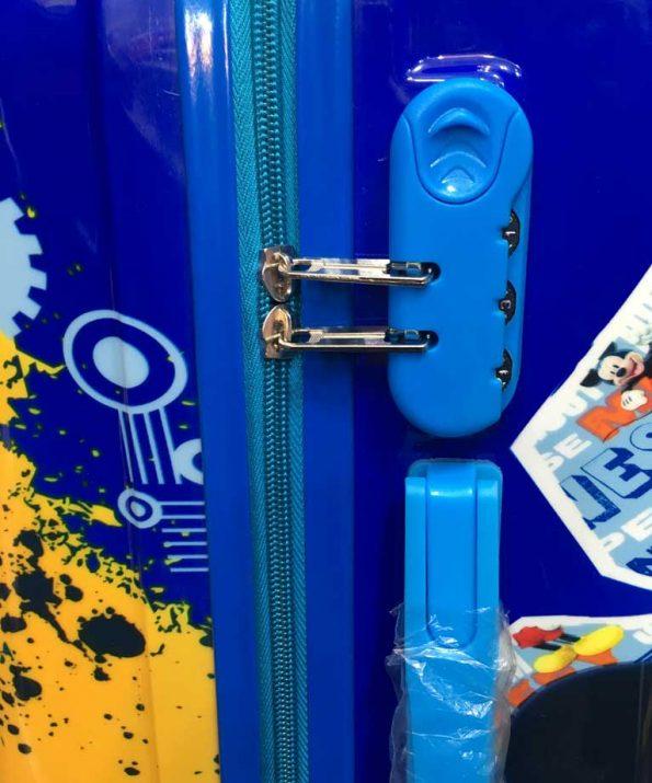 چمدان مسافرتی کودک مدل هالک سایز متوسط