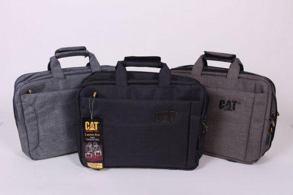 کیف لپتاپ سهکاره CAT