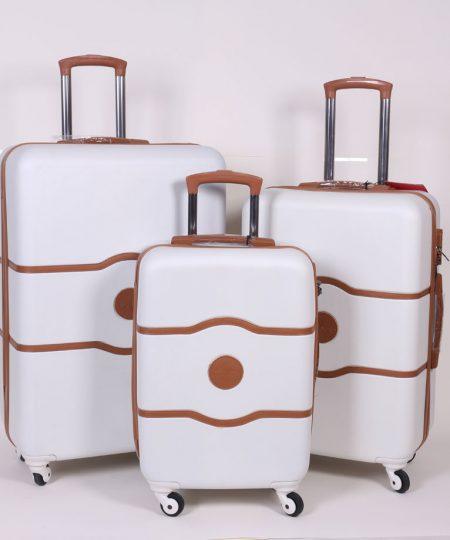 چمدان سهقلو فایبرگلاس MONZA