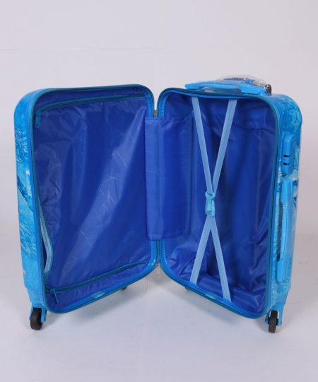 چمدان مسافرتی کودک طرح فروزن سایز بزرگ