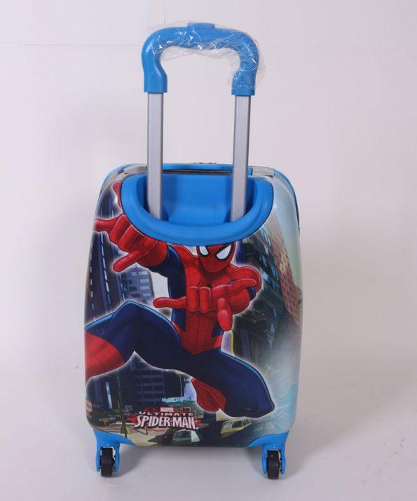 چمدان کودک مرد عنکبوتی – SpiderMan سایز متوسط