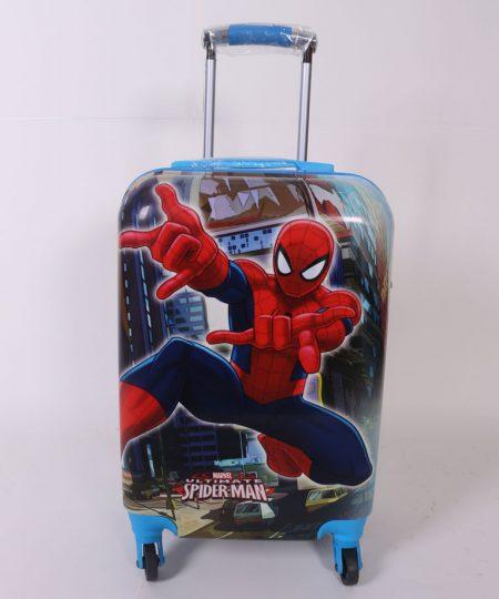 چمدان کودک مرد عنکبوتی - SpiderMan سایز بزرگ
