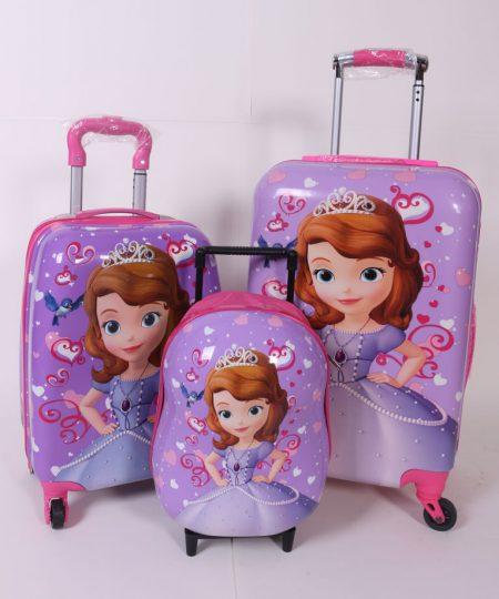 چمدان کودک صوفیا - سایز بزرگ