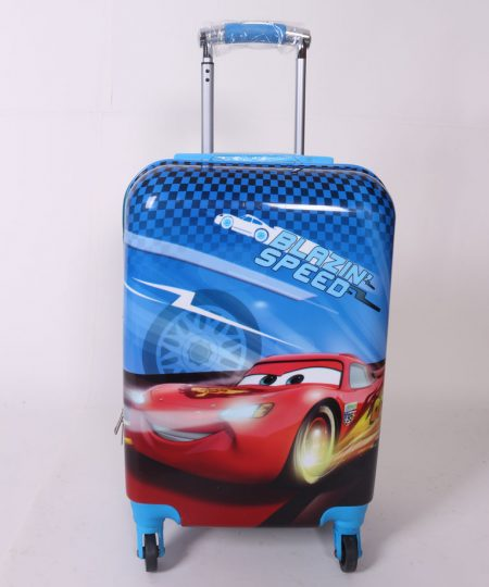چمدان كودك مککویین- McQueen سایز بزرگ