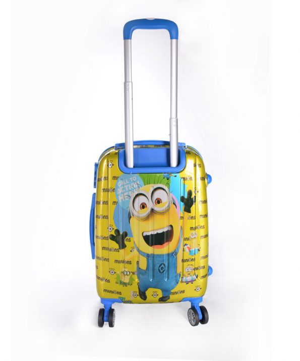 چمدان کودک طرح جدید مینیون – Minion سایز بزرگ