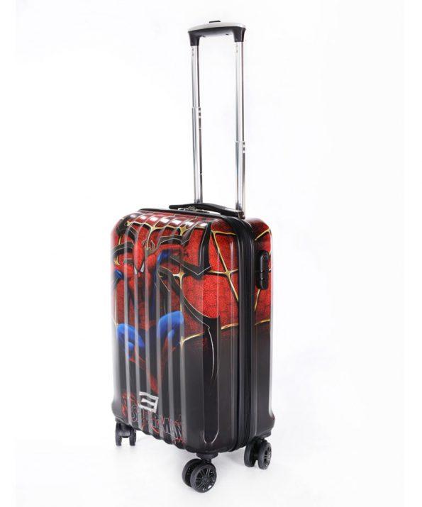 چمدان کودک طرح مرد عنکبوتی – SpiderMan سایز بزرگ