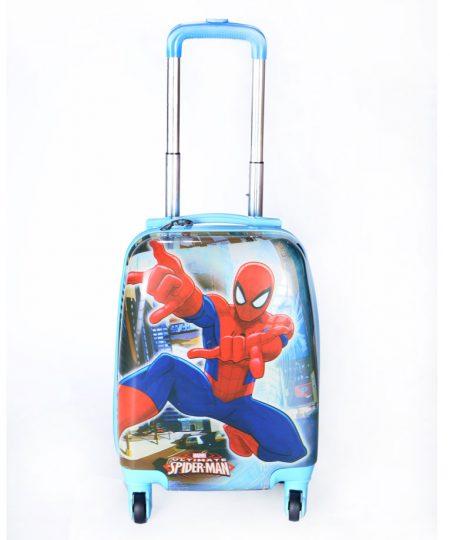 چمدان کودک طرح مرد عنکبوتی - SpiderMan سایز متوسط