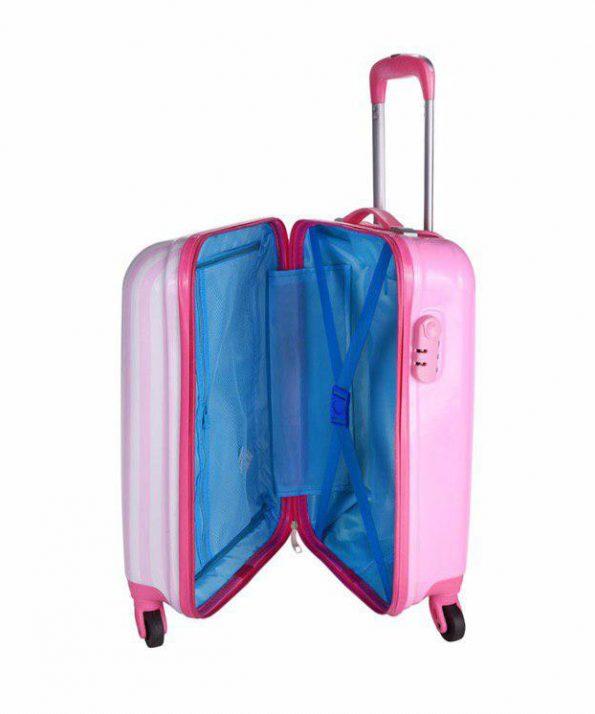 چمدان دخترانه طرح چدید کیتی – Kitty سایز متوسط